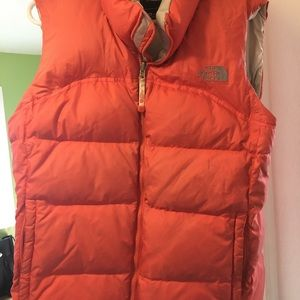 Women's North Face Down Vest